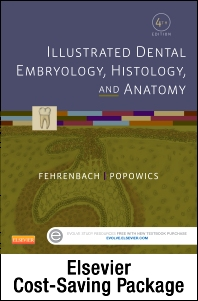 Cover image for Illustrated Dental Embryology, Histology, and Anatomy - Text and Student Workbook Package