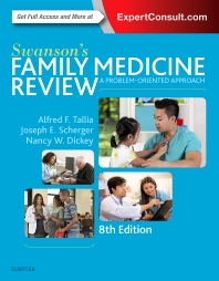 Cover image for Swanson's Family Medicine Review