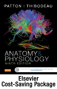 Cover image for Anatomy and Physiology - Text and Elsevier Adaptive Learning and Quizzing Package