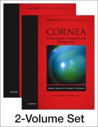 Cornea, 2-Volume Set - 4th Edition - ISBN: 9780323357579, 9780323357586