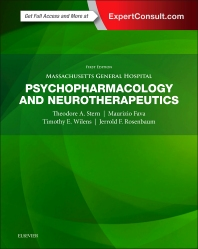 Cover image for Massachusetts General Hospital Psychopharmacology and Neurotherapeutics