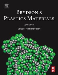 Cover image for Brydson's Plastics Materials