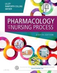 Pharmacology and the Nursing Process - 8th Edition - ISBN: 9780323358286, 9780323359023