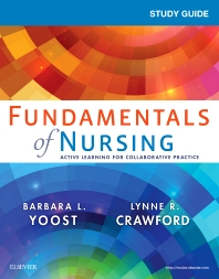 Cover image for Study Guide for Fundamentals of Nursing