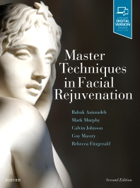 cover of Master Techniques in Facial Rejuvenation - 2nd Edition