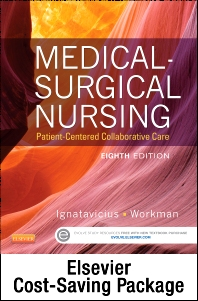 Medical-Surgical Nursing - 2-Volume Set - Text and Virtual Clinical Excursions Online Package - 8th Edition - ISBN: 9780323358804