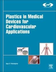 Cover image for Plastics in Medical Devices for Cardiovascular Applications