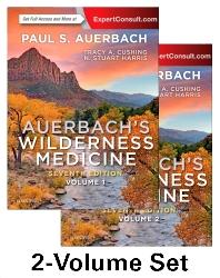 Cover image for Auerbach's Wilderness Medicine, 2-Volume Set
