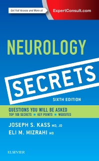 Neurology Secrets - 6th Edition - ISBN: 9780323359481, 9780323369992