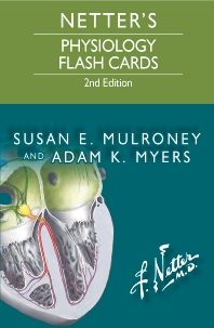 Netter's Physiology Flash Cards - 2nd Edition - ISBN: 9780323359542, 9780323393737