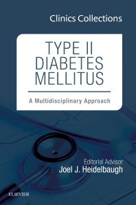 Cover image for Type II Diabetes Mellitus: A Multidisciplinary Approach, 1e (Clinics Collections)