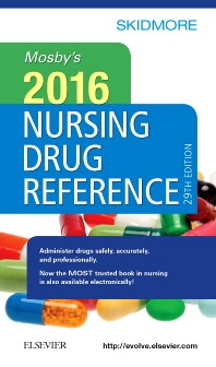 Cover image for Mosby's 2016 Nursing Drug Reference