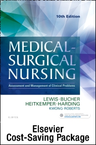 Cover image for Medical-Surgical Nursing - Two Volume Text and Virtual Clinical Excursions Online Package