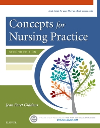 Cover image for Concepts for Nursing Practice (with eBook Access on VitalSource)