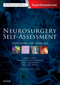 Neurosurgery Self-Assessment - 1st Edition - ISBN: 9780323374804, 9780323392327