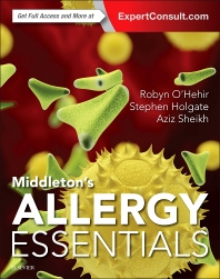Middleton's Allergy Essentials - 1st Edition - ISBN: 9780323375795, 9780323392747