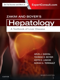 Cover image for Zakim and Boyer's Hepatology