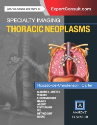 Cover image for Specialty Imaging: Thoracic Neoplasms