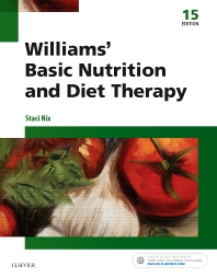 Williams' Basic Nutrition & Diet Therapy - 15th Edition - ISBN: 9780323377317, 9780323377898