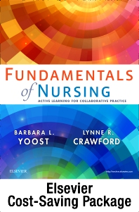 Cover image for Fundamentals of Nursing - Text and Elsevier Adaptive Learning (Access Card) Package
