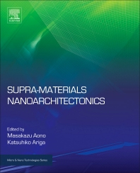 Cover image for Supra-materials Nanoarchitectonics