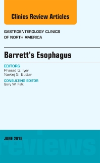 Cover image for Barrett's Esophagus, An issue of Gastroenterology Clinics of North America