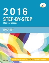 Step-by-Step Medical Coding, 2016 Edition - 1st Edition - ISBN: 9780323389198, 9780323389273