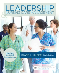 Cover image for Leadership and Nursing Care Management