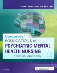 Cover image for Varcarolis' Foundations of Psychiatric-Mental Health Nursing