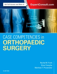 Cover image for Case Competencies in Orthopaedic Surgery