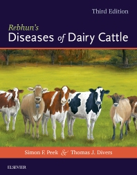Cover image for Rebhun's Diseases of Dairy Cattle