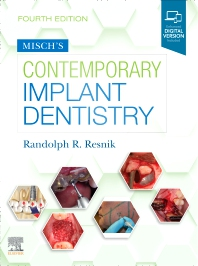 Cover image for Misch's Contemporary Implant Dentistry