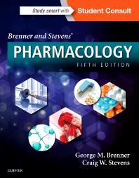 Cover image for Brenner and Stevens' Pharmacology