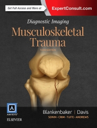 Cover image for Diagnostic Imaging: Musculoskeletal Trauma