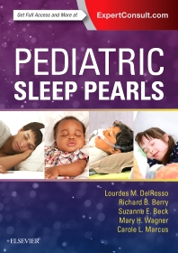 Cover image for Pediatric Sleep Pearls
