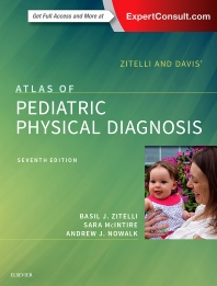 Cover image for Zitelli and Davis' Atlas of Pediatric Physical Diagnosis
