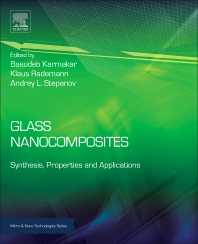 Cover image for Glass Nanocomposites
