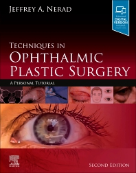 Cover image for Techniques in Ophthalmic Plastic Surgery