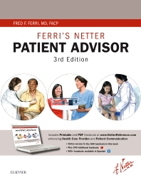 Ferri's Netter Patient Advisor - 3rd Edition - ISBN: 9780323393249