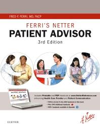Cover image for Ferri's Netter Patient Advisor