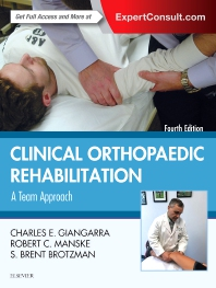 Cover image for Clinical Orthopaedic Rehabilitation: A Team Approach