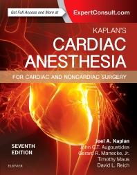 Cover image for Kaplan's Cardiac Anesthesia
