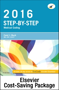 Step-by-Step Medical Coding 2016 Edition - Text and Workbook Package - 1st Edition - ISBN: 9780323393829