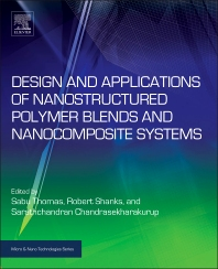 Cover image for Design and Applications of Nanostructured Polymer Blends and Nanocomposite Systems