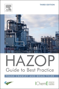 Cover image for HAZOP: Guide to Best Practice
