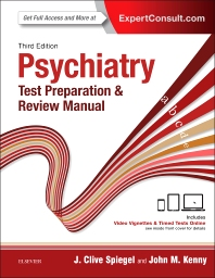 Psychiatry Test Preparation and Review Manual - 3rd Edition - ISBN: 9780323396158, 9780323396530