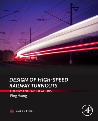 Cover image for Design of High-Speed Railway Turnouts