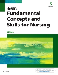 Cover image for deWit's Fundamental Concepts and Skills for Nursing