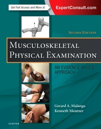 Cover image for Musculoskeletal Physical Examination