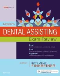 Cover image for Mosby's Dental Assisting Exam Review